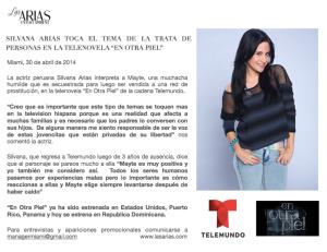 Silvana Arias